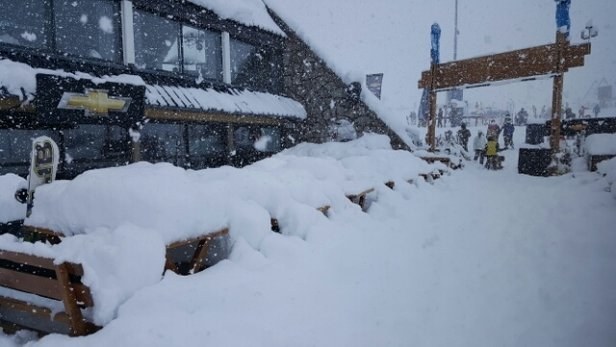 Las Lenas - Firsthand Ski Report - ©rfelipede