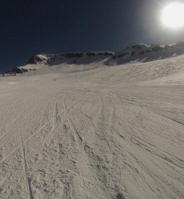 La Parva - Firsthand Ski Report - ©iPhone