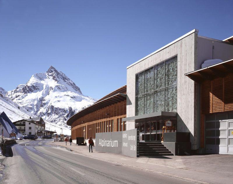 The Alpinarium in Galtur AUT