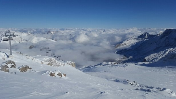 Hintertuxer Gletscher - Firsthand Ski Report - ©nkwiecien1984