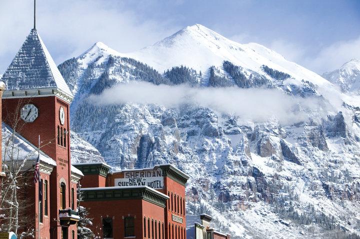 Sheridan Opera House, Telluride, Colorado - ©Telluride Ski Resort