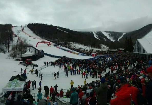 Killington Resort - Unreal turnout for the Beast world Cup.   - ©anonymous