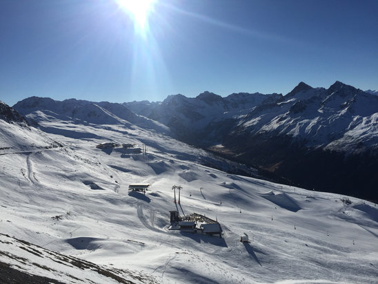 Davos Klosters - Jakobshorn  - ©Sandros iPhone