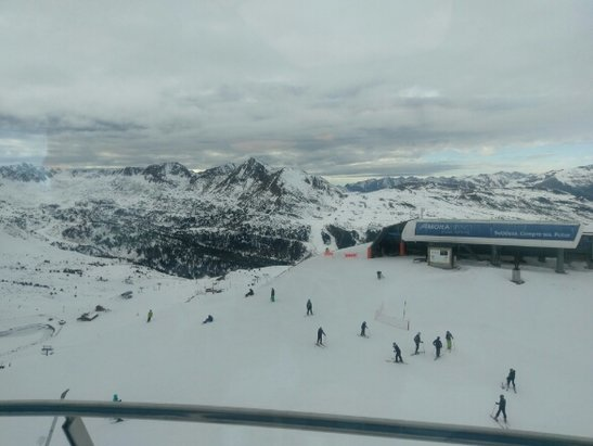 Grandvalira - quite good conditions - ©anonymous