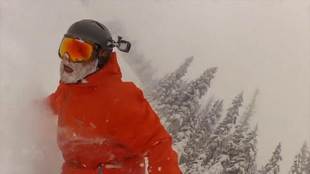 Arizona Snowbowl - Video of Xmas Day conditions at link below.  EPIC day as Santa brought Snowbowl 26