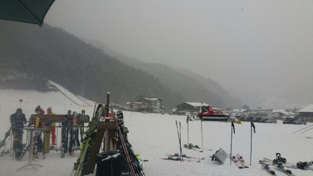 Mayrhofen - Ahorn!  - ©Beverley & Carl Wade