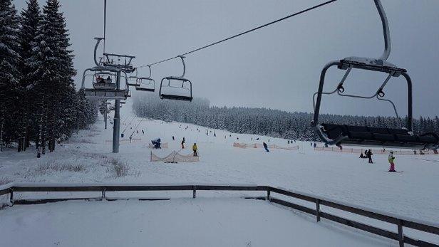 - ©top für kleine Skianfäng
