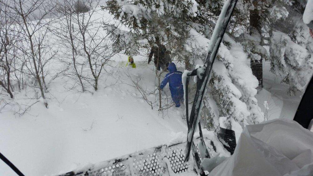 Pescocostanzo 07.01.17 - ©Vallefura Pescocostanzo Ski Facebook