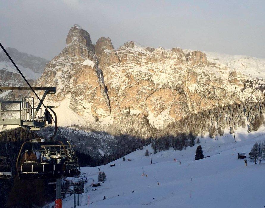 Dolomiti Superski, Alta Badia - ©Dolomiti Superski Facebook