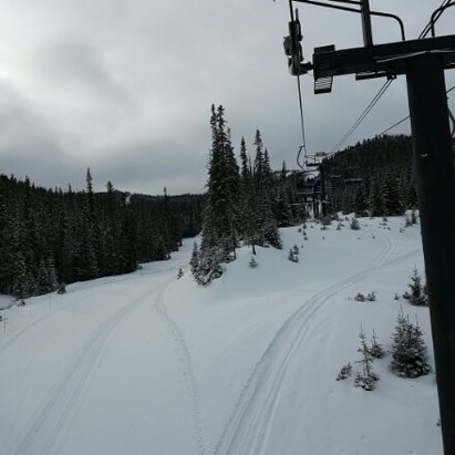 Sunrise Park Resort - Epic conditions! fresh powder, groomed trails and not too crowded - ©anonymous