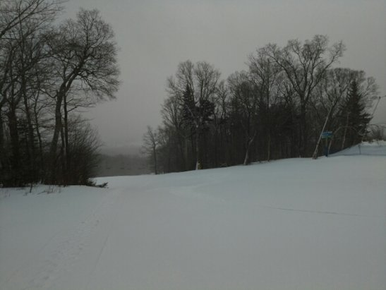 Killington Resort - First day of pow for me in 2 years. Decided to spend time at the Beast. Perfect day.  - ©rugby 49