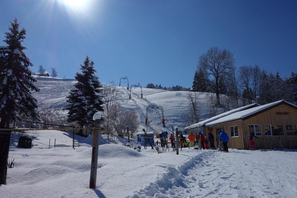 Die Pisten des Skigebiets Skilift Heiden - ©Skilift AG Heiden