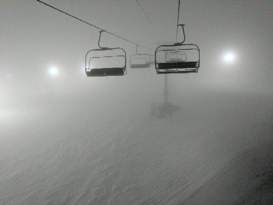 Roundtop Mountain Resort - Minuteman lift Sunday, January 22. Foggy but fun. - ©anonymous
