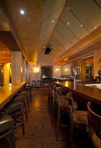 Matsuhisa was the second of the award-winning Nobu restaurants. - ©Jeremy Swanson