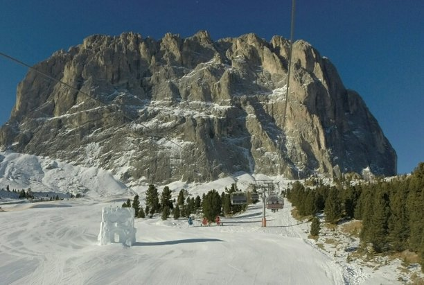Val Gardena - Gröden - Another glorious day in selva! - ©avradford