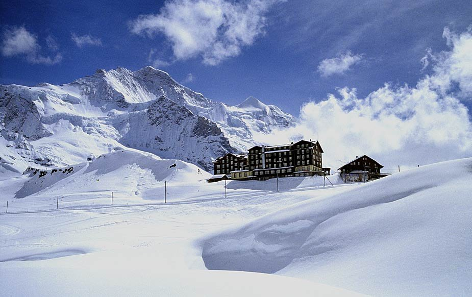 Hotel Bellevue, Eiger North Face