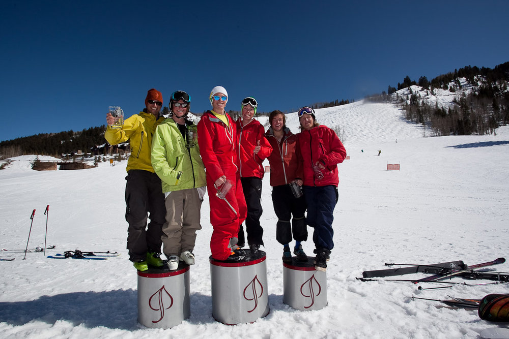 Aspen CO Comp_Ski_Podium_Battle