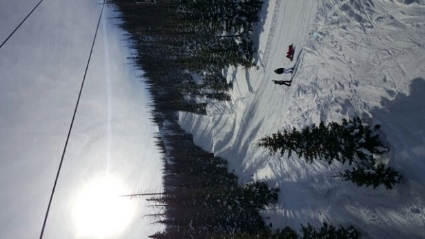 Wolf Creek Ski Area - Great time this weekend! Got to experience wolf creek for the first time and it's definitely a great place to board. I was there this past Saturday and the snow was great  - ©anonymous