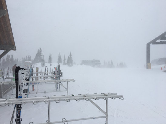 Winter Park Resort - Snow day yesterday afternoon!  - ©TCP/ipX