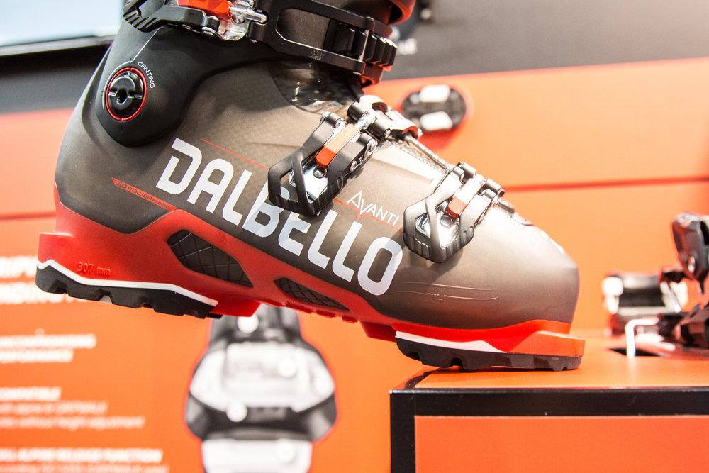 ISPO 2017 : Sur le stand Dalbello - ©Skiinfo
