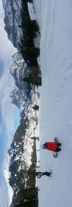 Grindelwald - Wengen - great run down into the village  - ©stephengildert85
