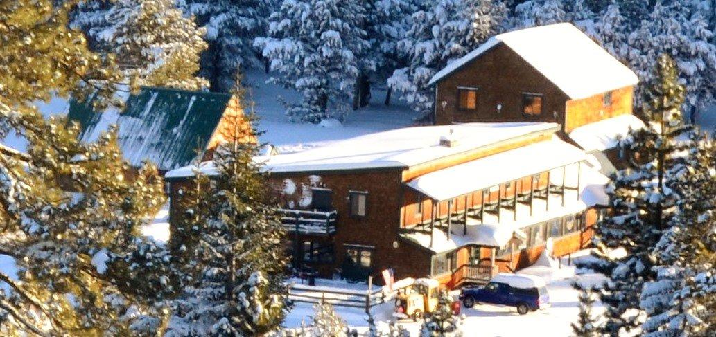 Tamarack Lodge At Bear Valley exterior - ©Tamarack Lodge At Bear Valley