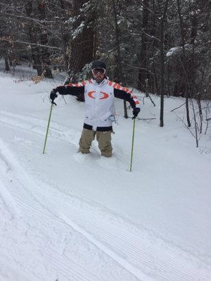 Blandford Ski Area -   - ©pat's iPad