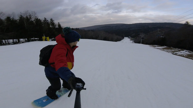 Snowshoe Mountain Resort - Icey but fun - ©TimRayy