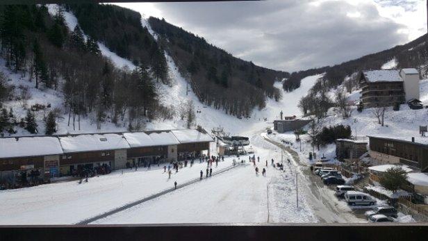 Col de Rousset - la neige est au rendez vous - ©nolmay76