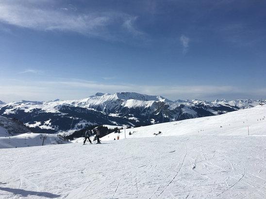 Adelboden - Une magnifique journée. Le top! - ©Richard