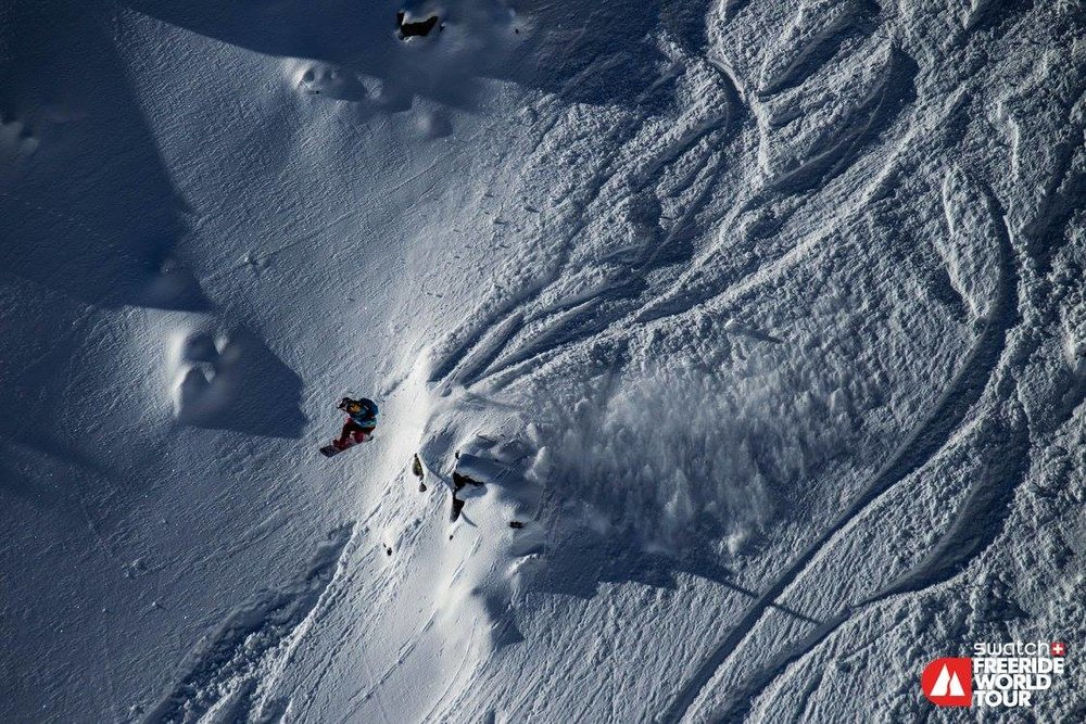 Nicola Thost - ©Freeride World Tour | Tim Lloyd