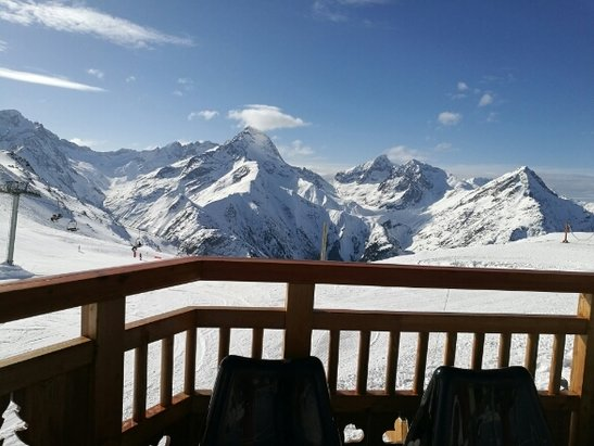 Les 2 Alpes - Amazing - ©anonymous