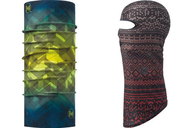 Buff Balaclavas with ThermoNet: $36.99 Coming for Fall 2017, Buff teams up with PrimaLoft to deliver warmer, drier face protection said to insulate four times better than the brand's original microfiber products. Another bonus? ThermoNet is made from 70 percent recycled content.  - ©BUFF