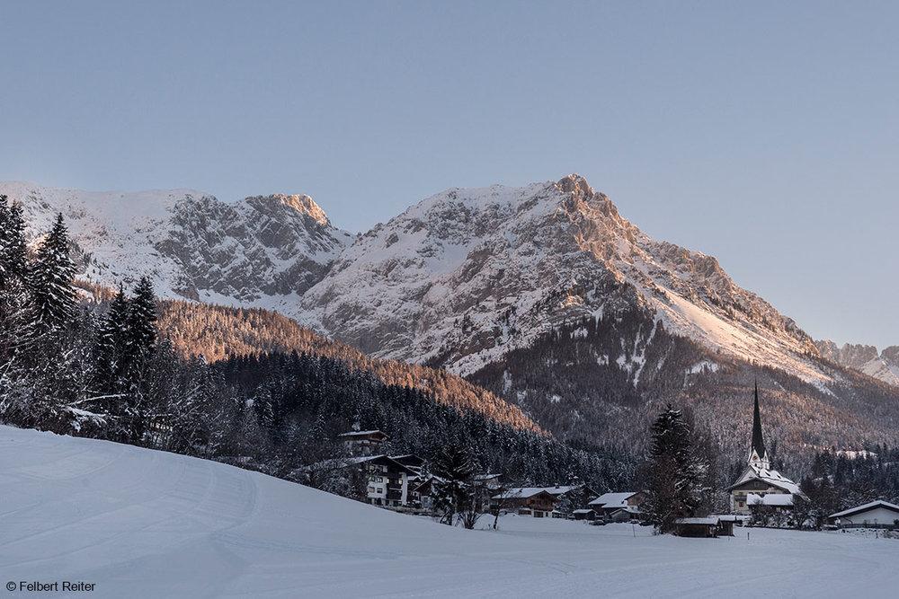 Scheffau am Wilden Kaiser - ©Felbert Reiter