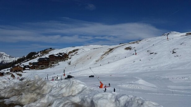 La Plagne - not good at all - ©anonymous