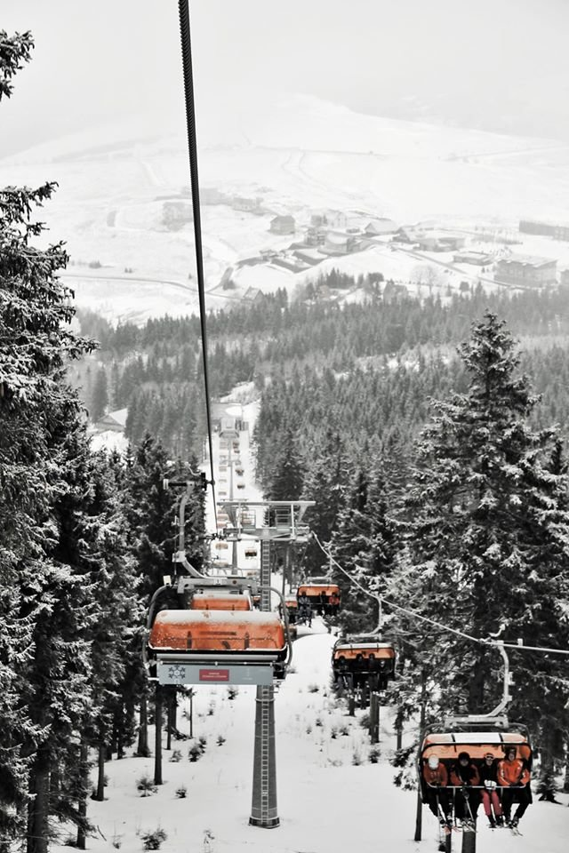 Skiareál Klínovec - ©Skiareál Klínovec / facebook