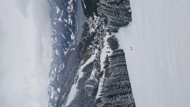 Zell am See - Schmittenhöhe - Great conditions on posted today - ©wallmanam