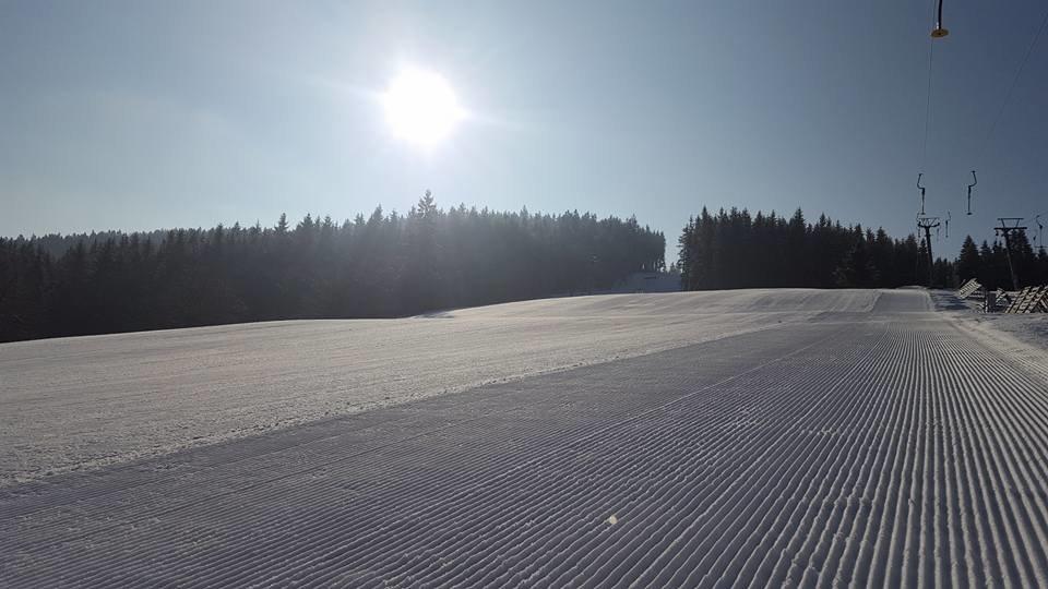 Skicentrum Deštné v O.h. 8.3.2017 - ©Deštné | facebook