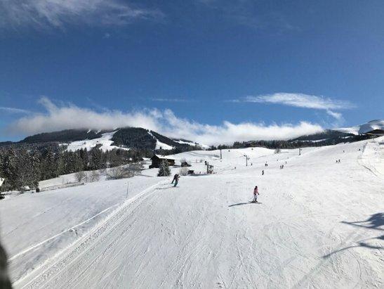 Megeve - lush snow! underrated ski area - ©gordon.c.grech