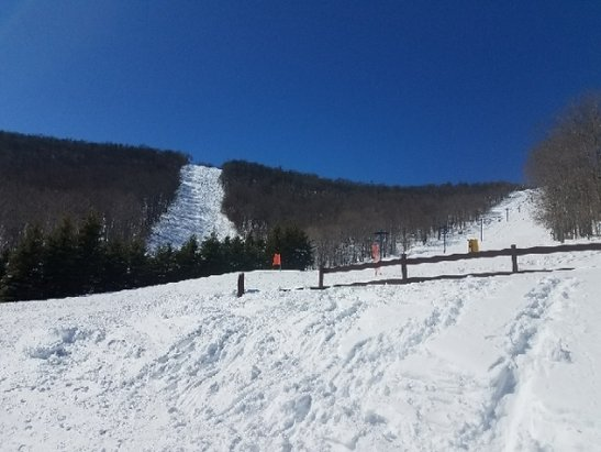 Plattekill Mountain - Great day yesterday, haven't been here in a few years...totally enjoyed the day!! - ©hhdeagle