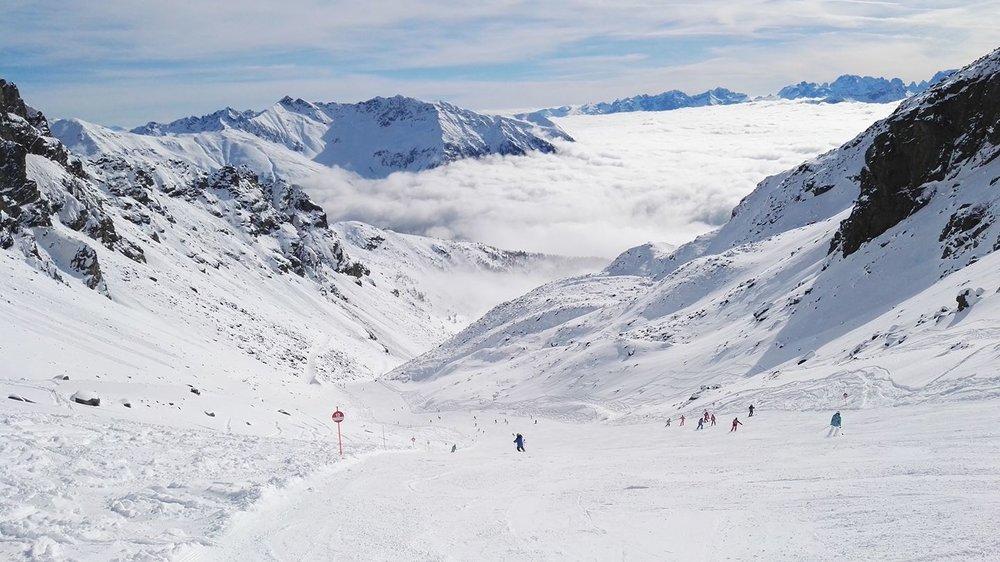 Ski Area Pejo 3000, Val di Sole - Marzo 2017 - ©Ski Area Pejo 3000 - Val di Sole Facebook