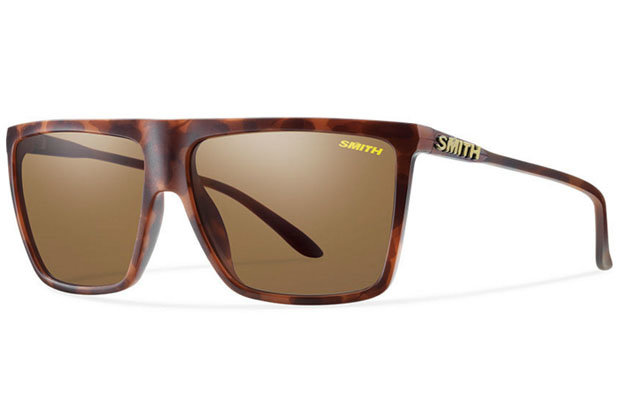 Smith Cornice sunglasses: $129 The Cornice is part of Smith's fun throwback line of 90's era shades. The oversized retro design and classic straight brow are combined with the latest lens technology (proprietary Carbonic TLT lenses). A perfect addition to any après session.