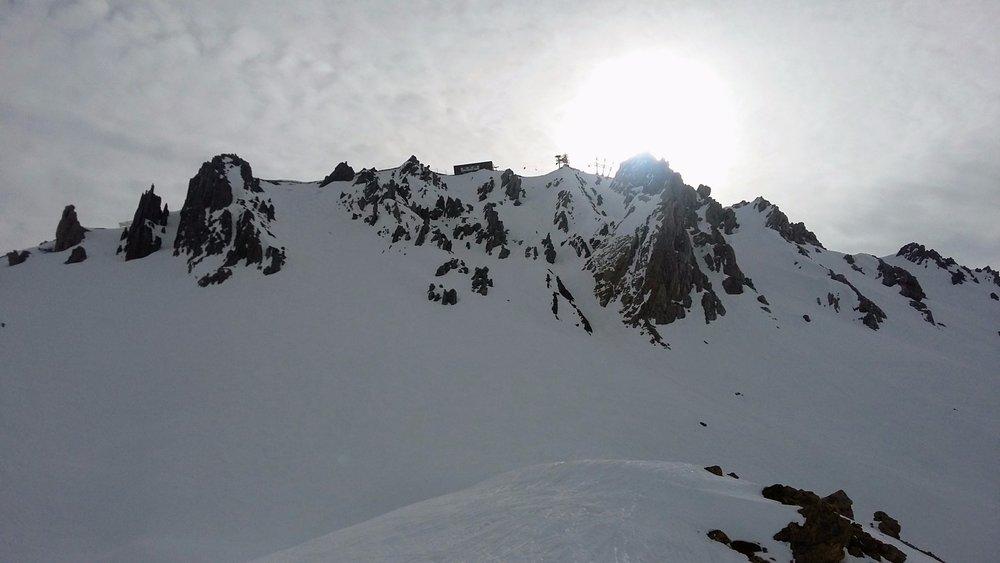 St. Anton am Arlberg: Schindler Spitze (2660 m) - ©Tomasz Wojciechowski / Skiinfo