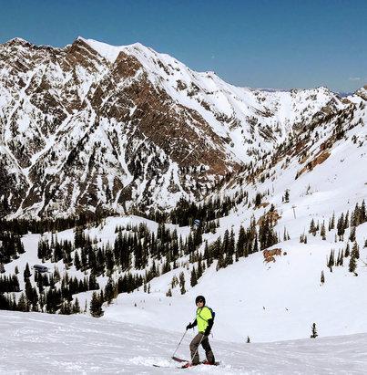 Snowbird - Great weekend skiing snowbird !!!  Wonderful day at the bird !!!  - ©Charles's iPhone
