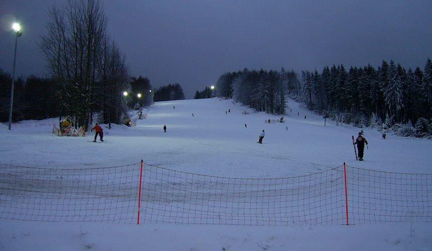 Impressionen aus dem Skigebiet Bödefeld-Hunau - ©Bödefeld-Hunau