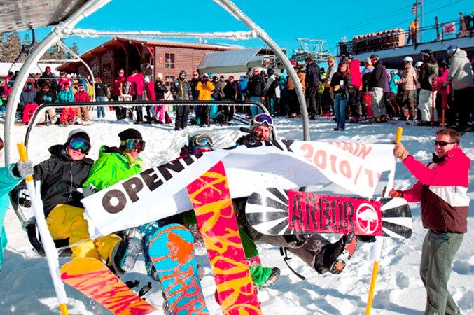 Mammoth 2011 Season Opening