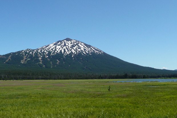 Bend, Ore. and Mt. Bachelor are a summer haven for skiing, hiking and drinking some of the finest microbrews in the country. Photo by Korjarie Matiessa.