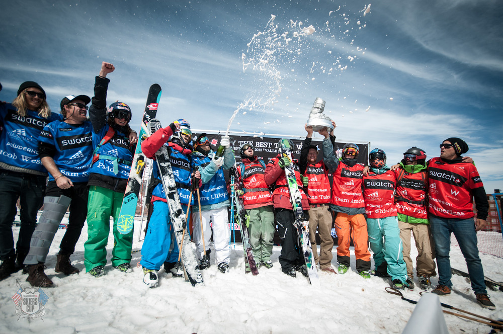 2012 Swatch Skiers Cup Riders - ©Swatch Skiers Cup