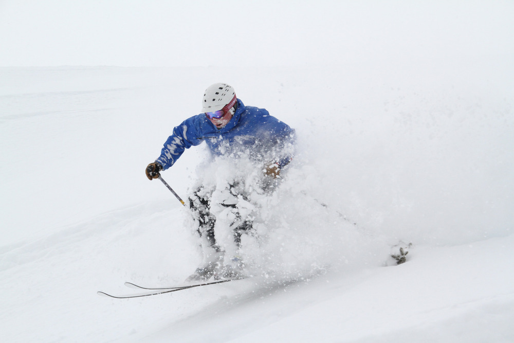 Skiing at Copper Mountain - ©Copper Mountain