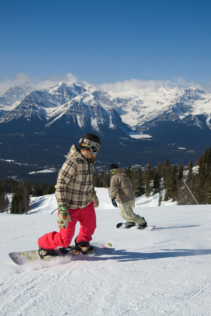 Early Season Skiing at Lake Louise Ski Area - ©Lake Louise Ski Area